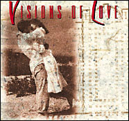 Visions of Love CD